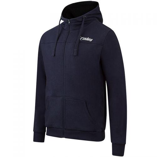 Century NG Premium Zip Blue Hoody