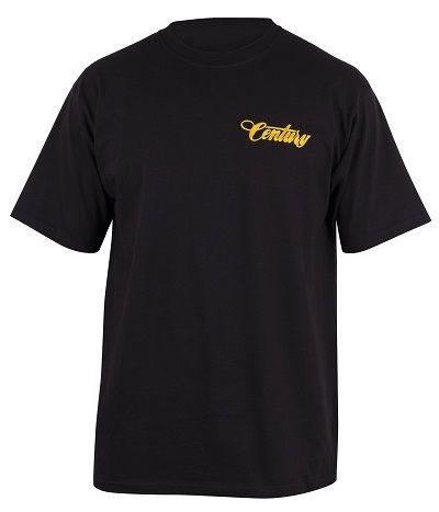 Century T-Shirt - Black